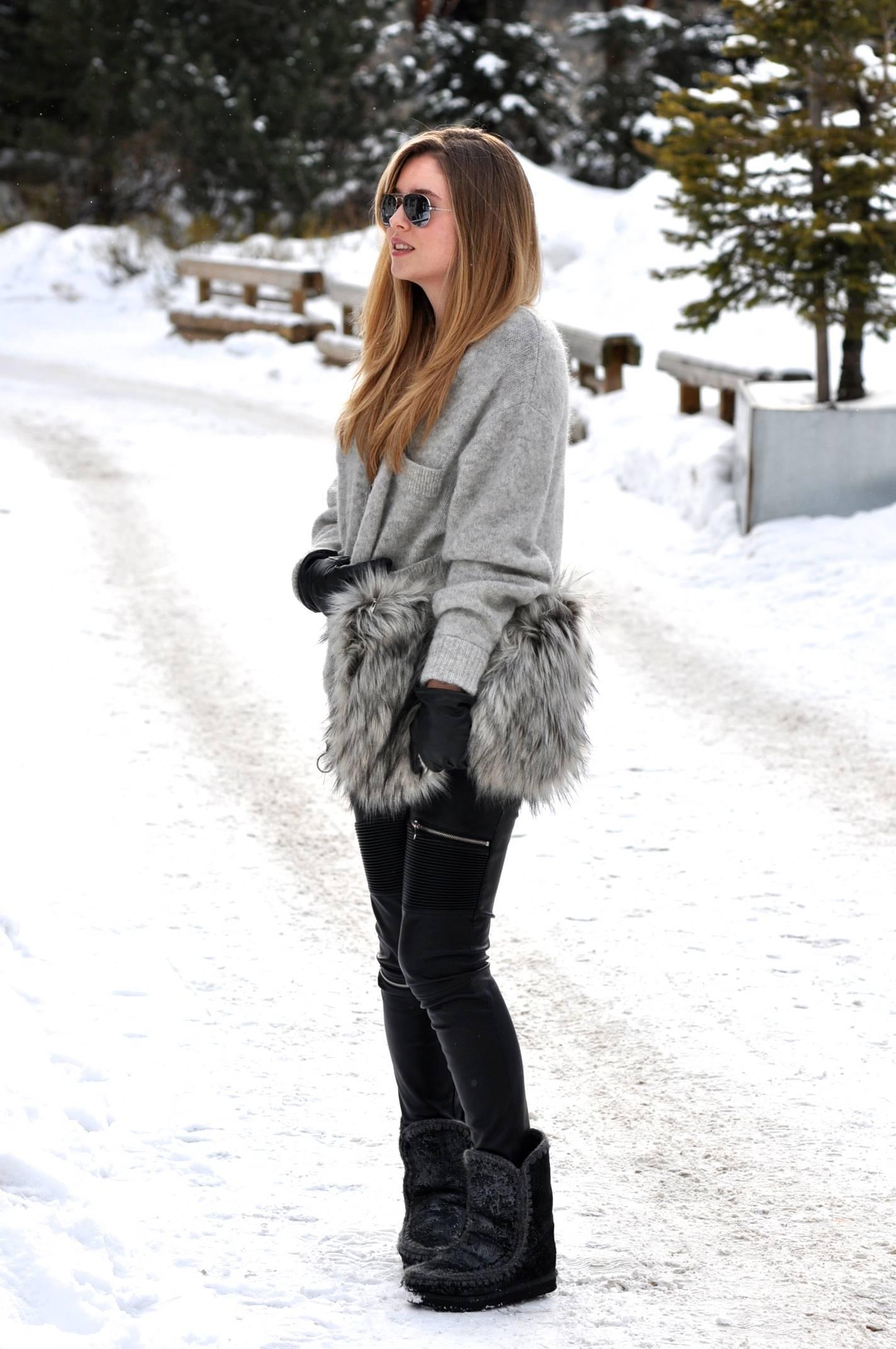 Après,ski outfit
