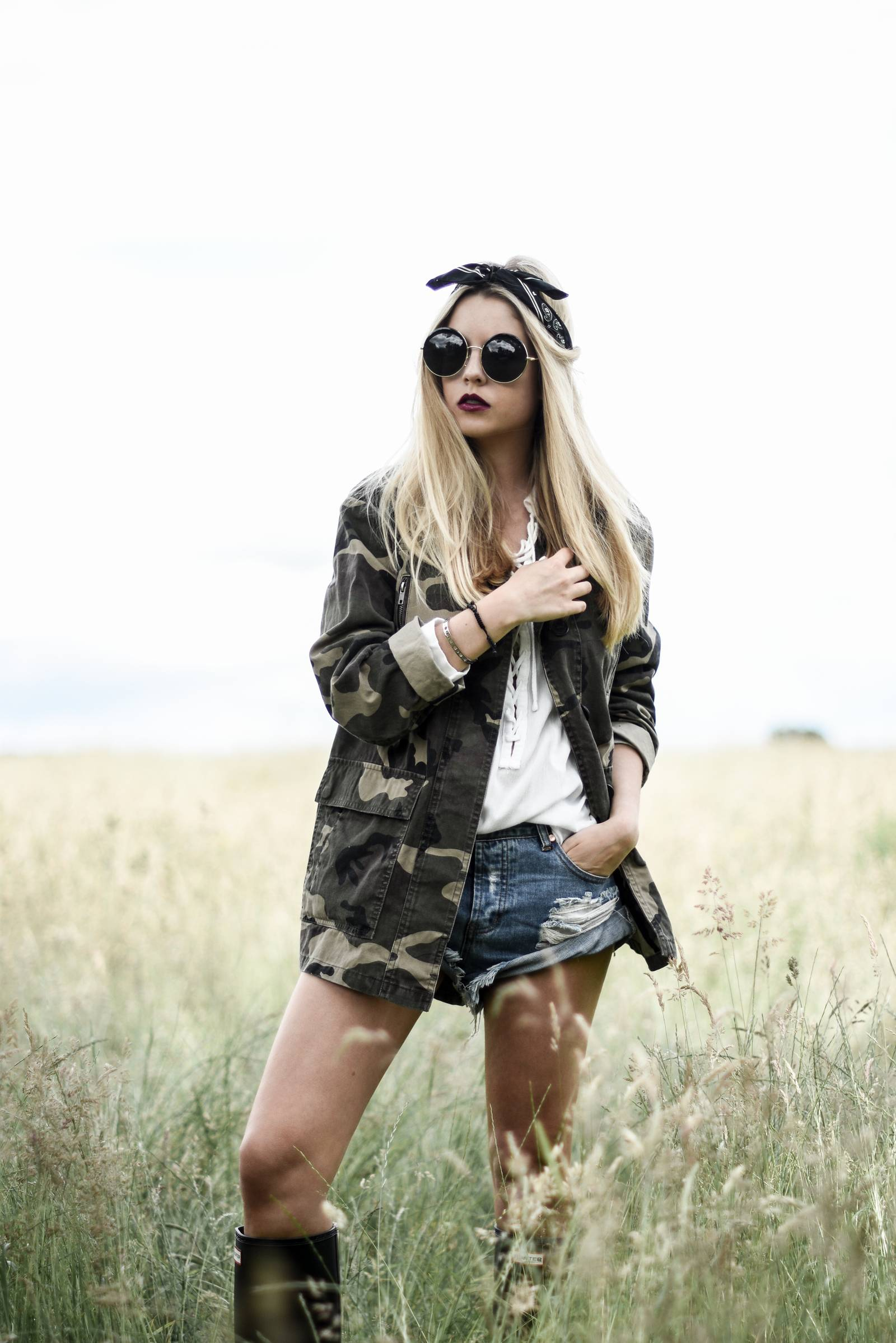 Look de festival blog mode 7