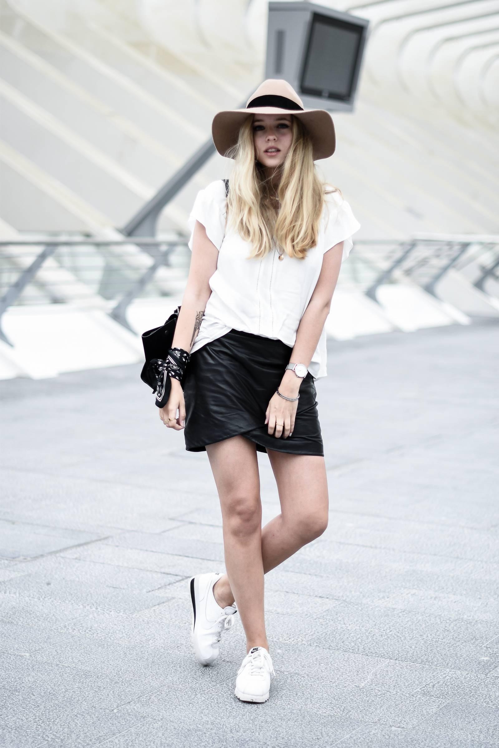 blog mode jupe en cuir - 15