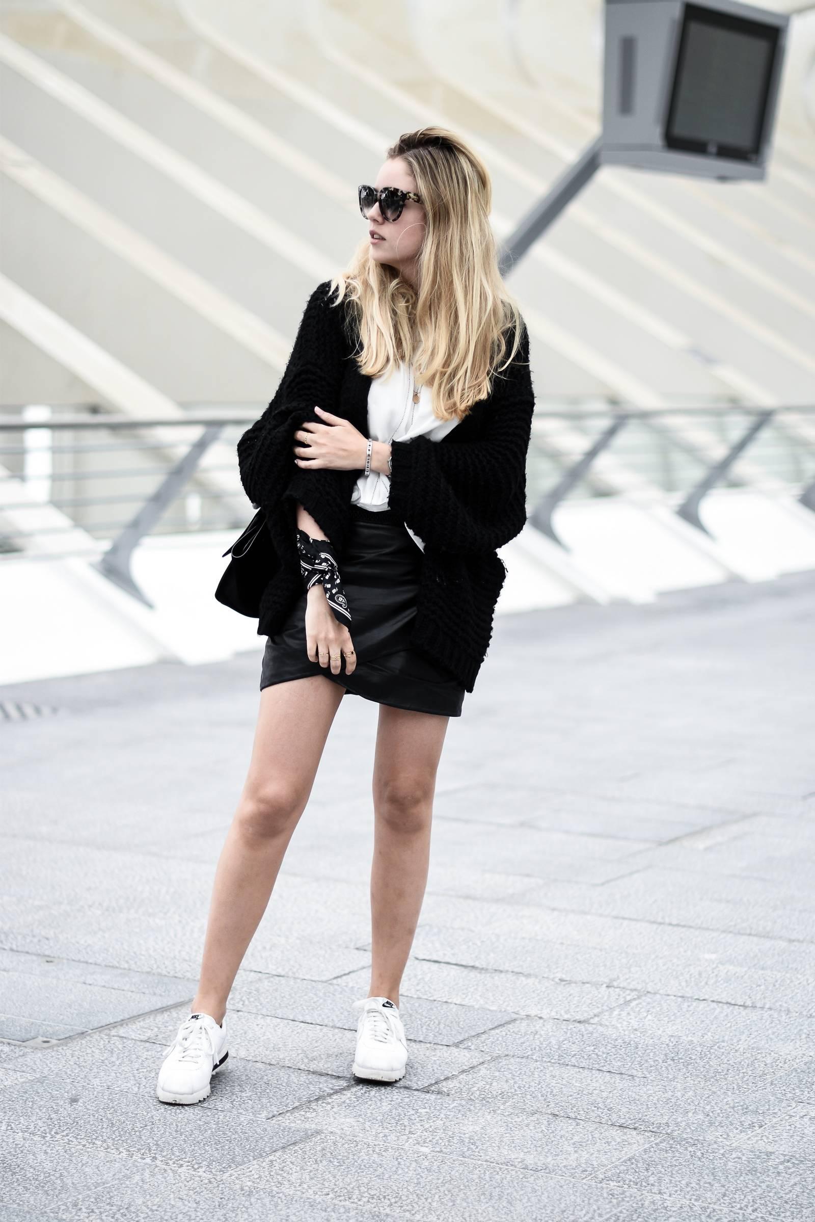 blog mode jupe en cuir - 8