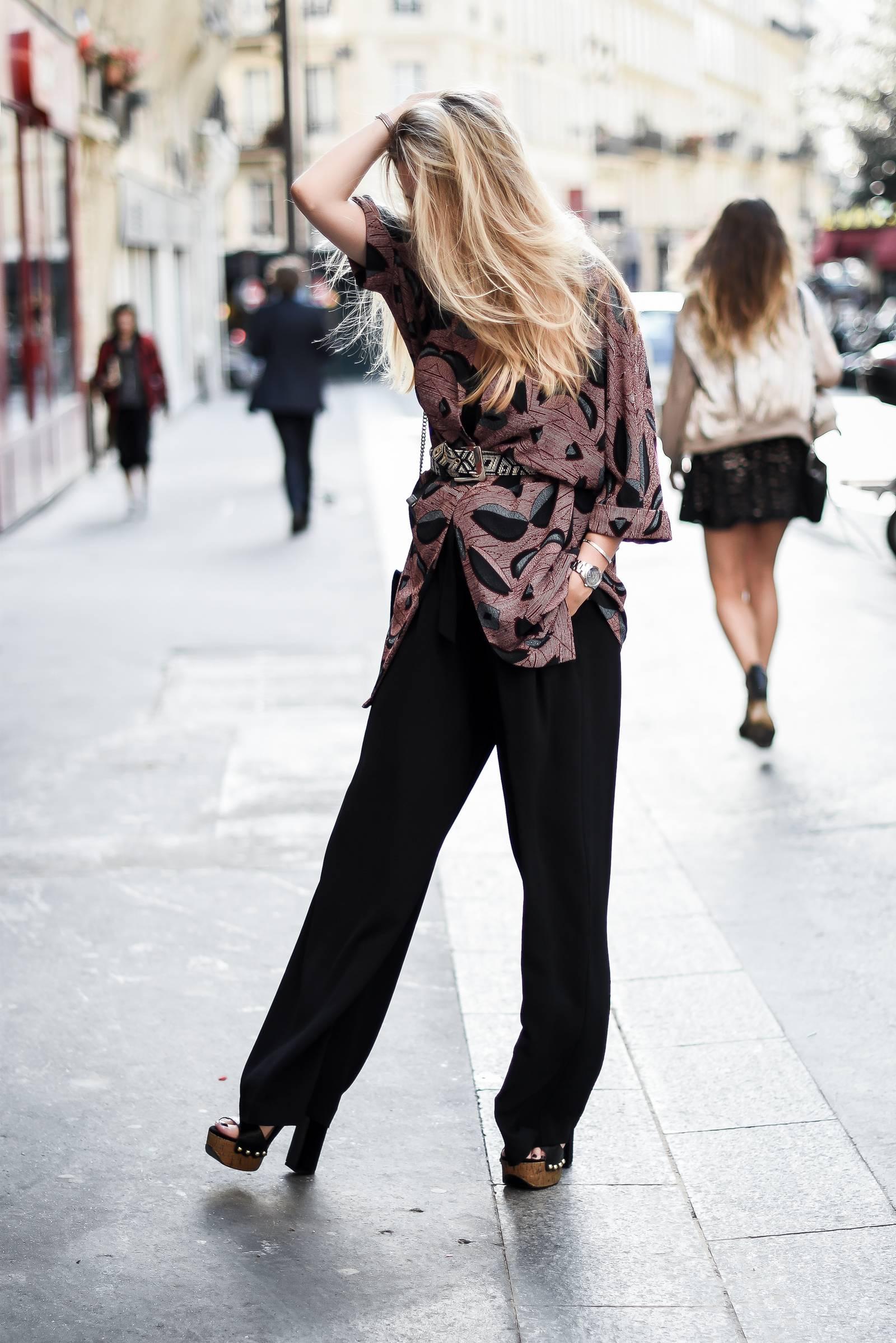 blog mode - Comment s'habiller pour aller au restaurant 15