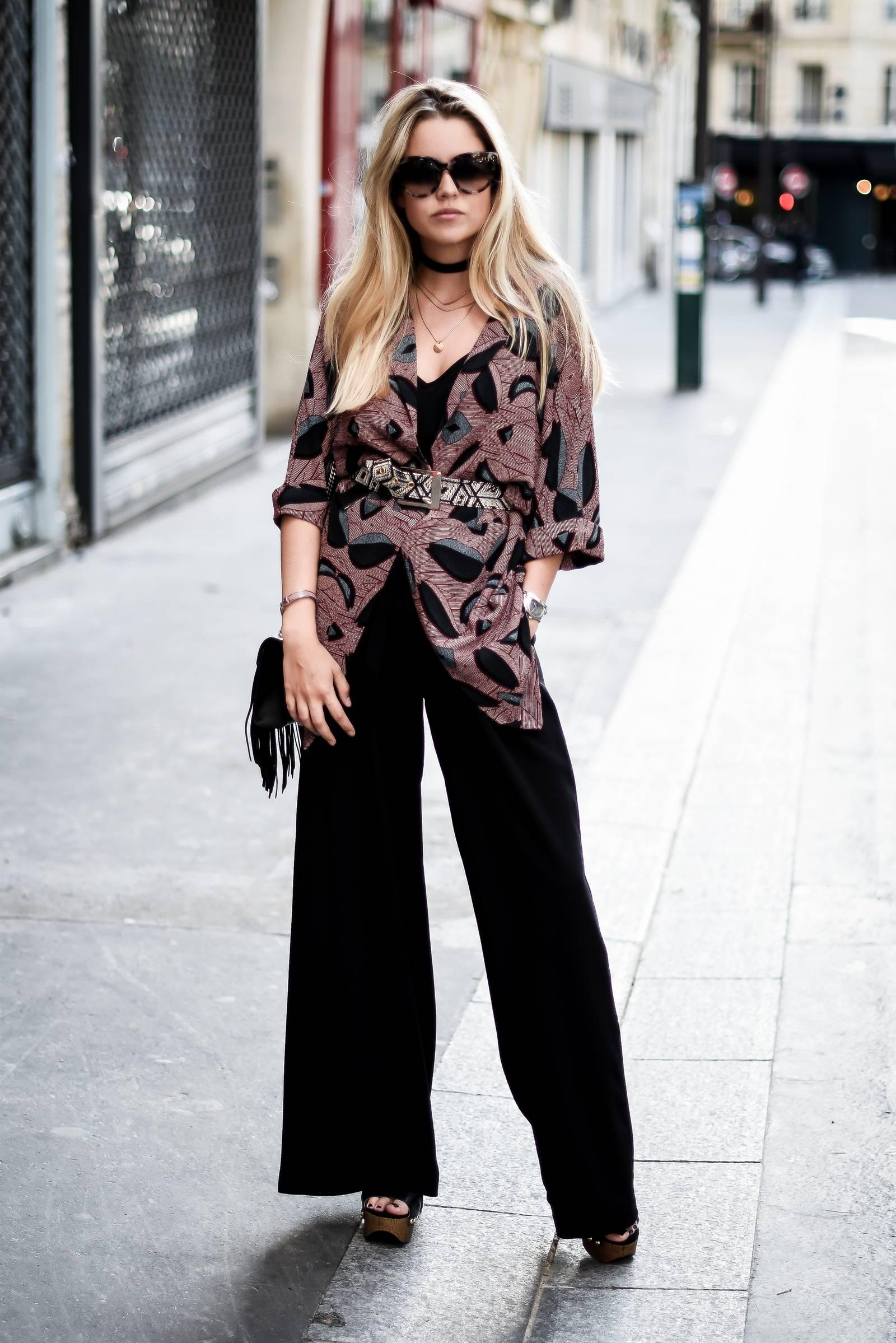blog mode - Comment s'habiller pour aller au restaurant 2