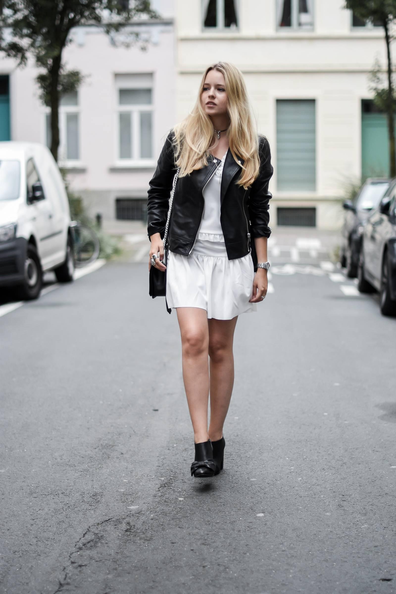 blog mode robe blanche - 14