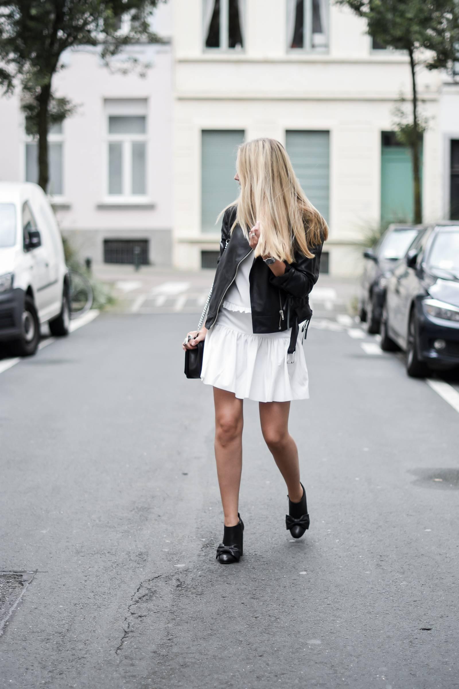 blog mode robe blanche - 2
