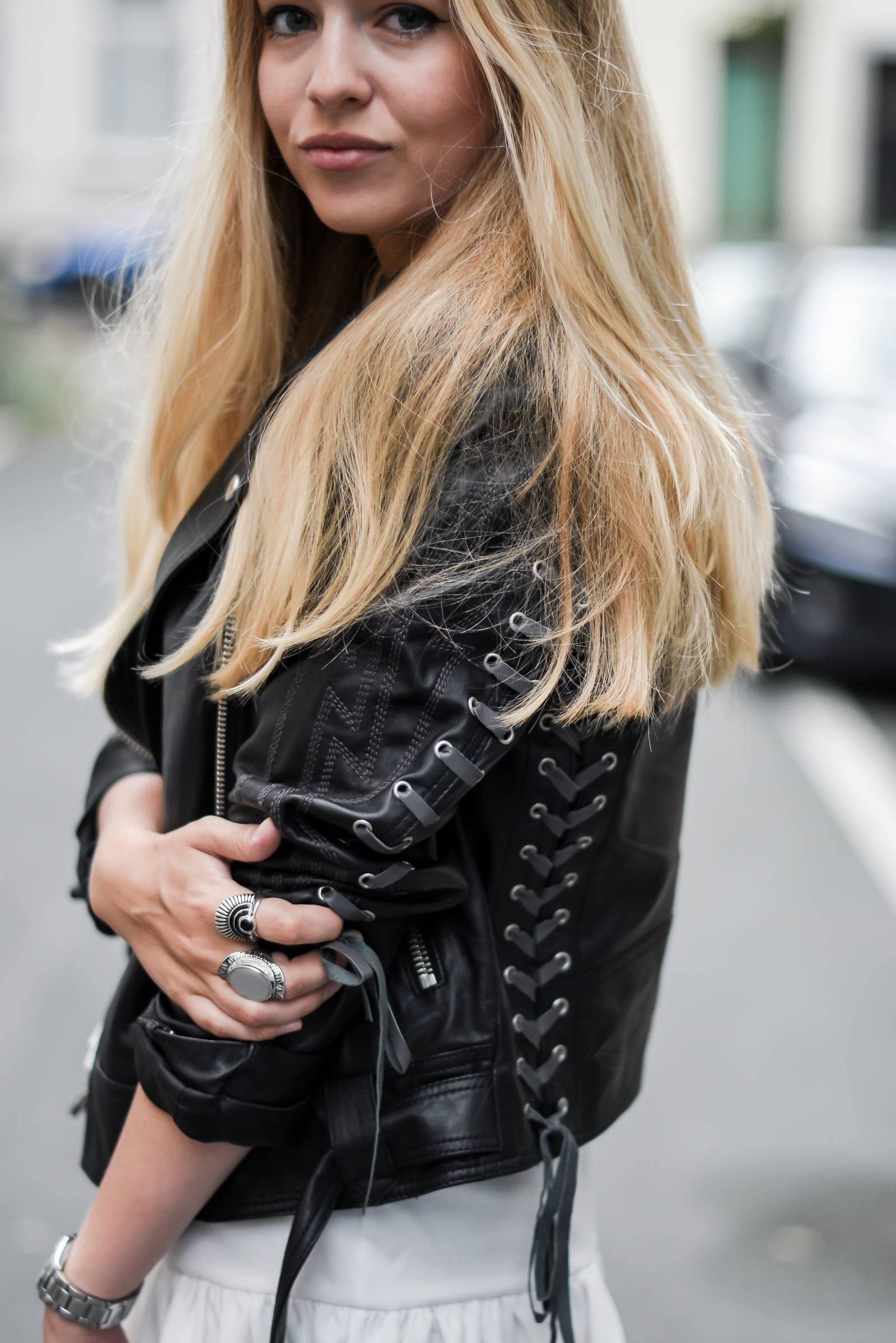 Blog mode robe blanche