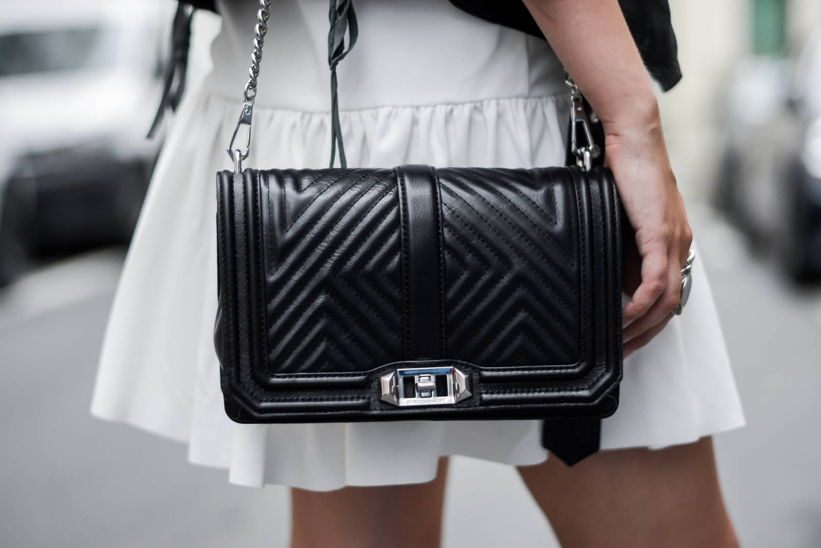 blog mode robe blanche - 6