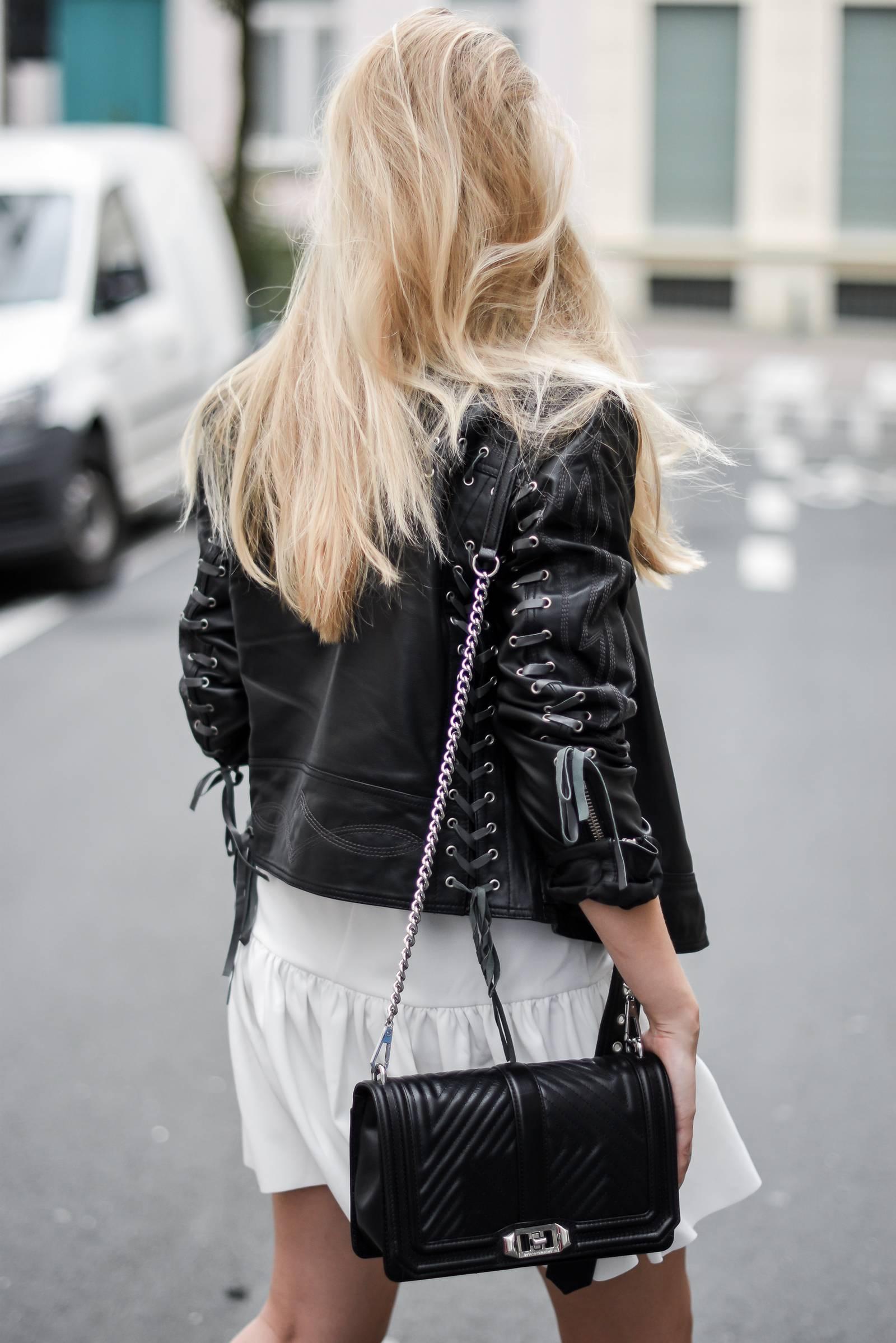 blog mode robe blanche - 7
