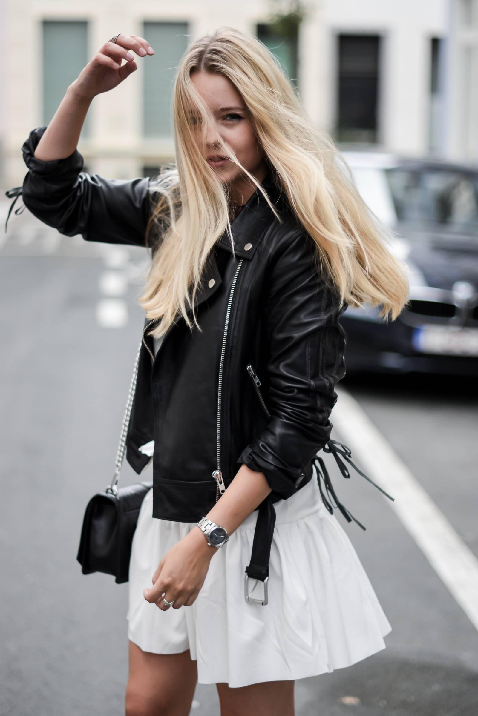 blog mode robe blanche - 9