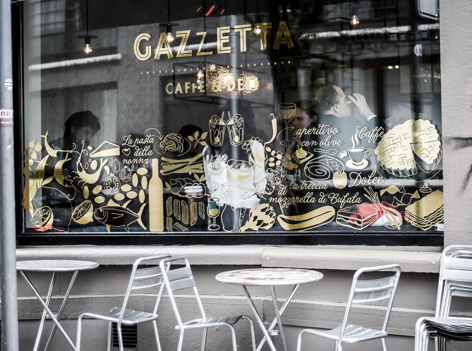La Gazetta Bruxelles