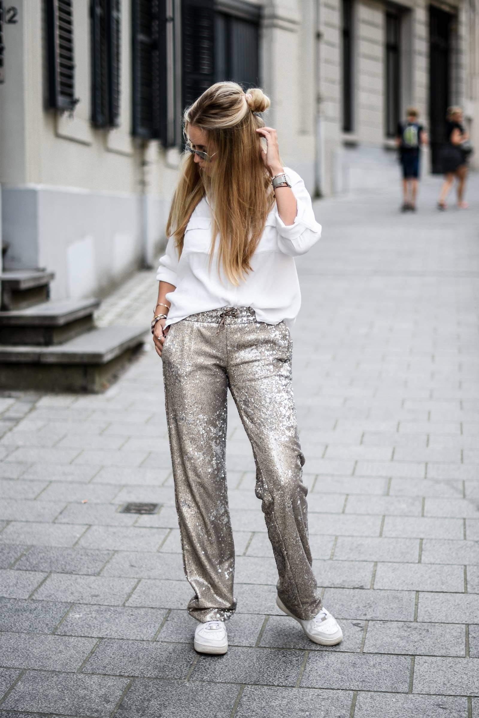 Jogging à sequins - Blog mode - Milkywaysblueyes ad97e25fd702