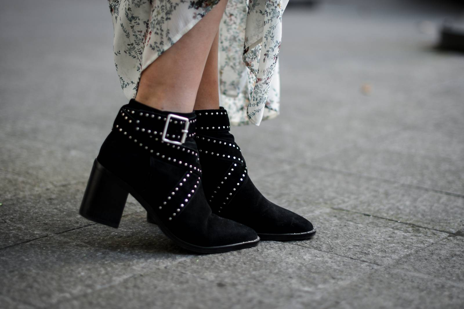 Blog mode // Senso boots