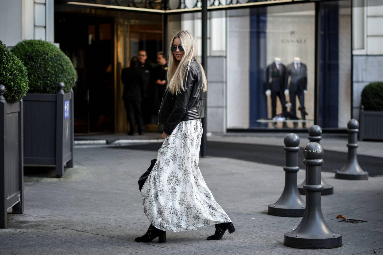 Blog mode // Robe à fleur