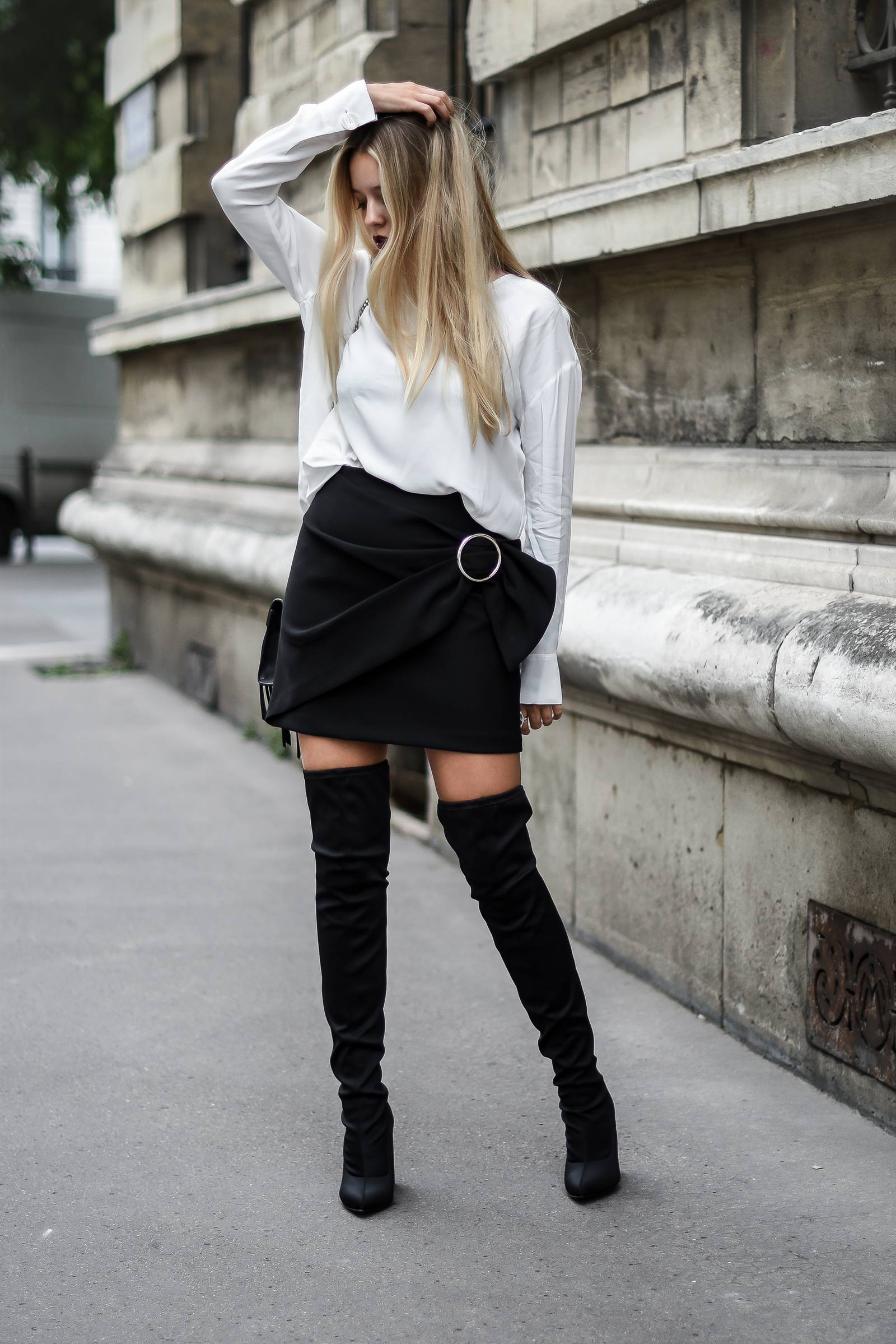 blog mode // look chic