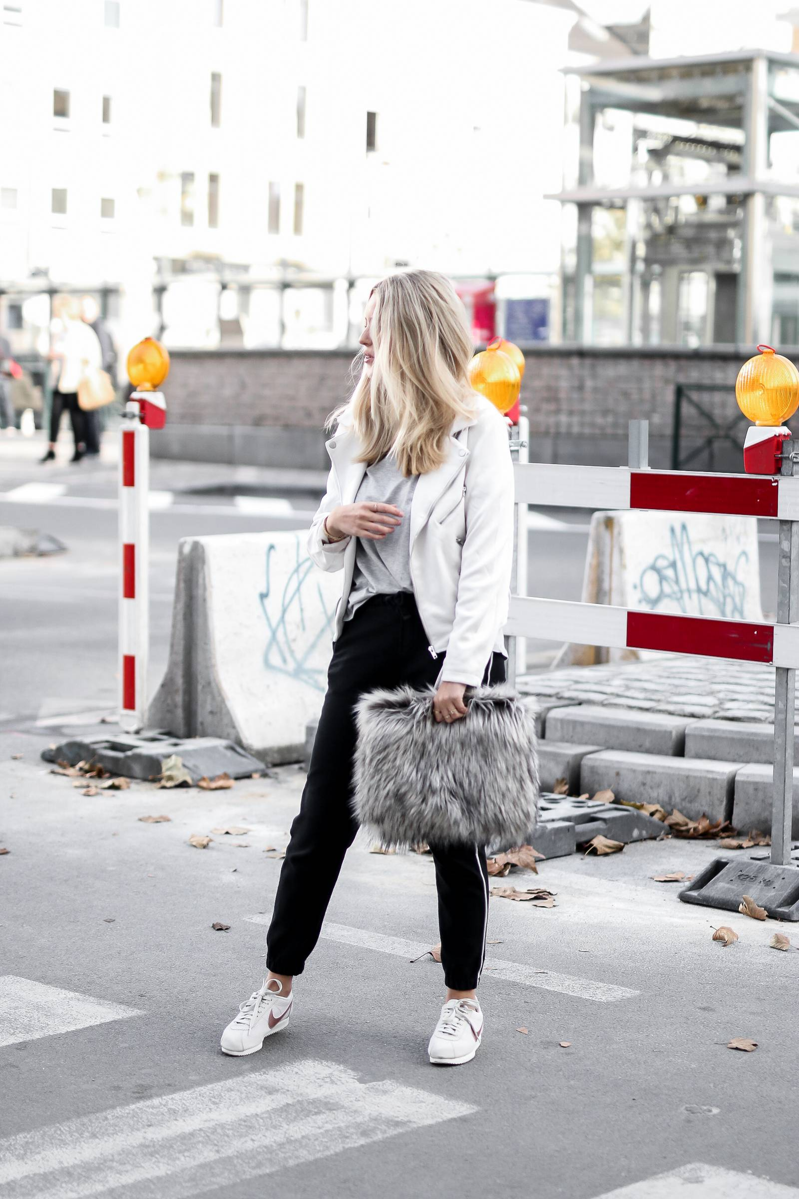 BLOG MODE // Jogging et perfecto