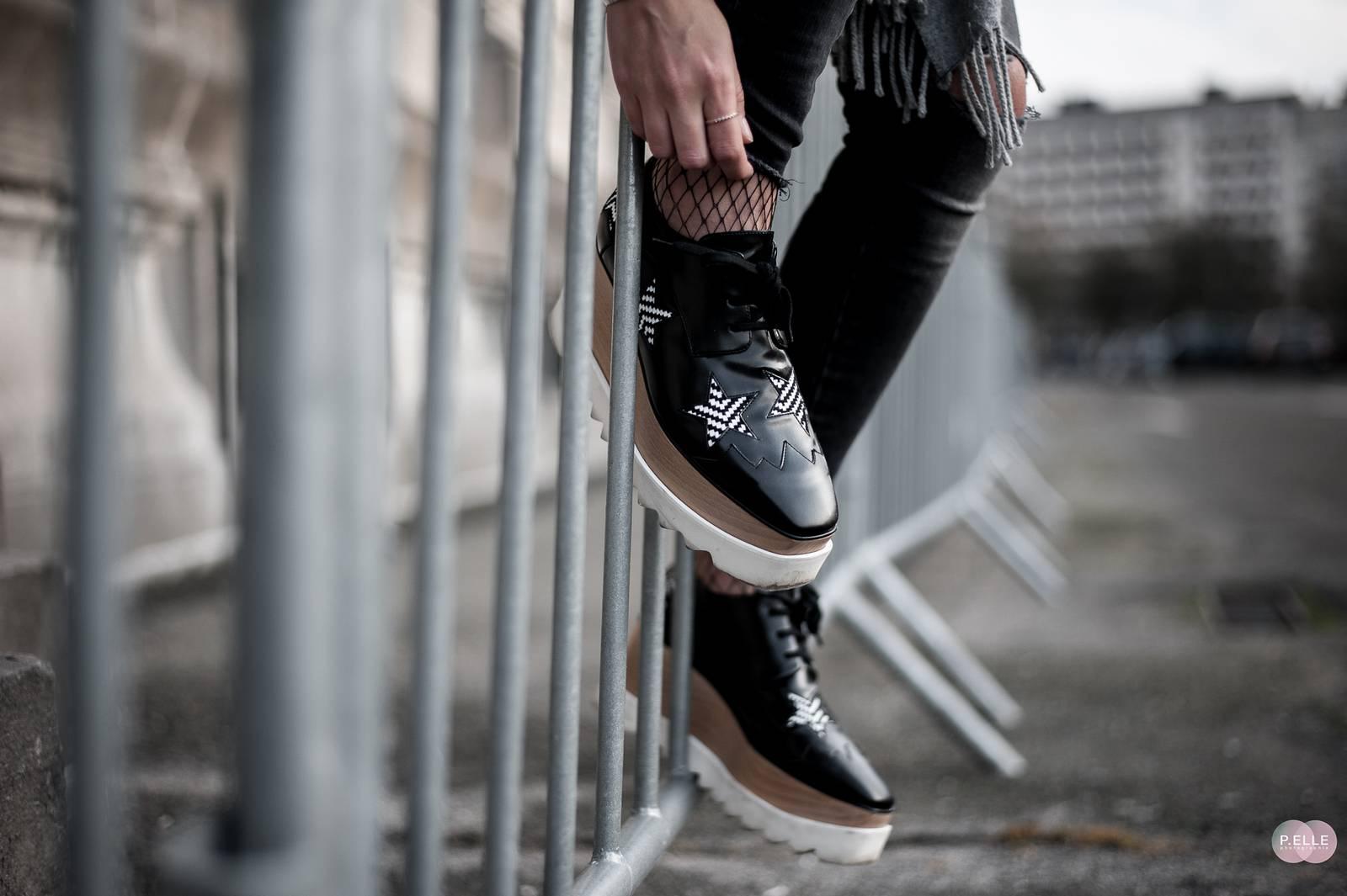 Elyse shoes by Stella McCartney