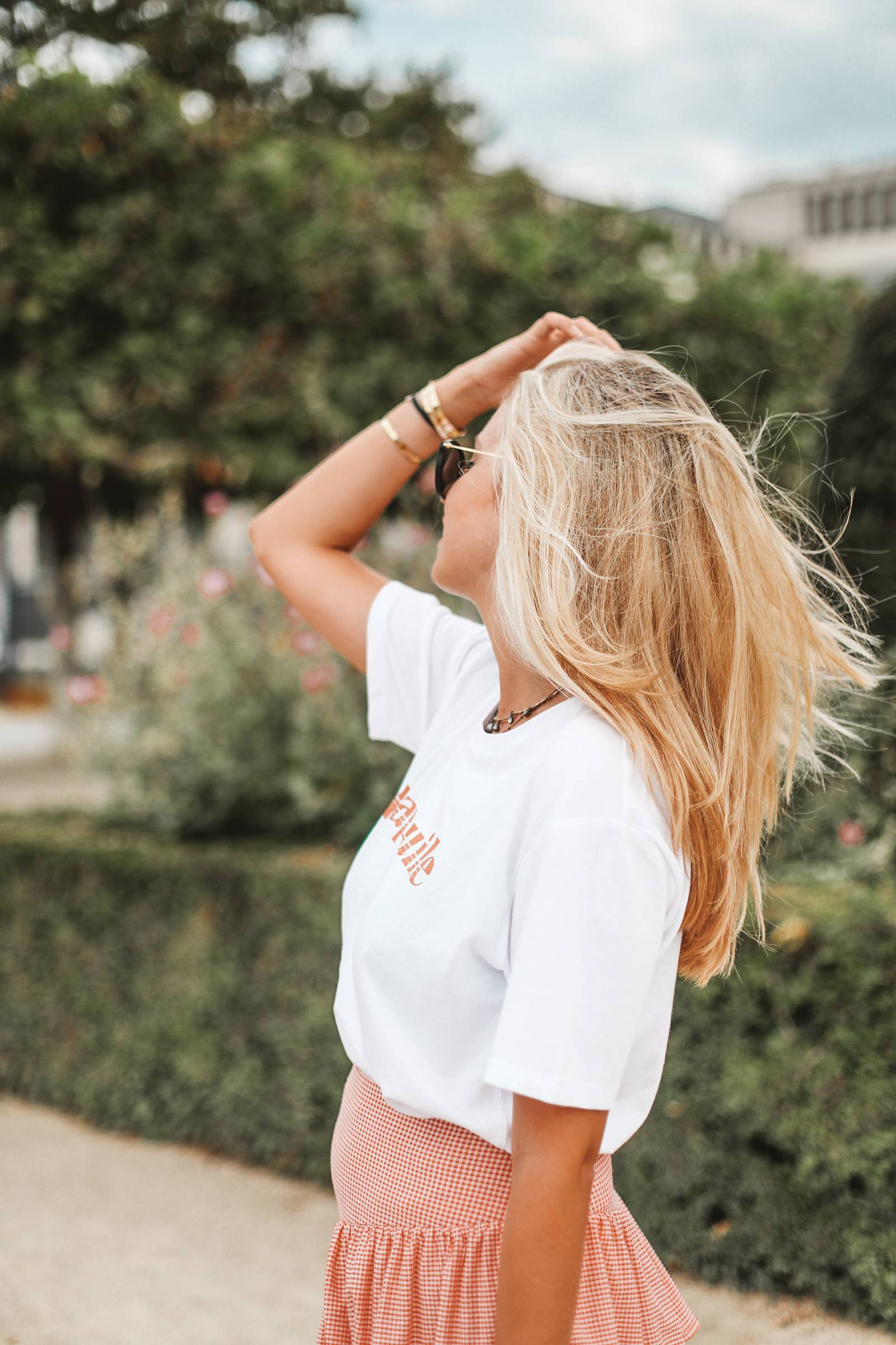 Summer outfit with Revolve