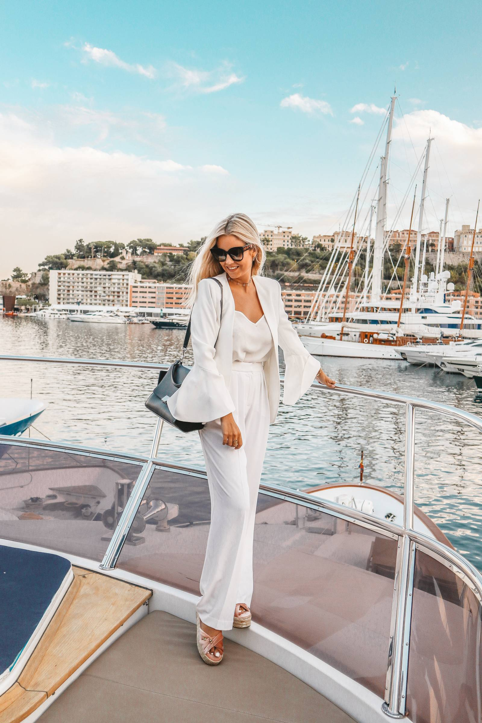 Monaco with Daniel Wellington