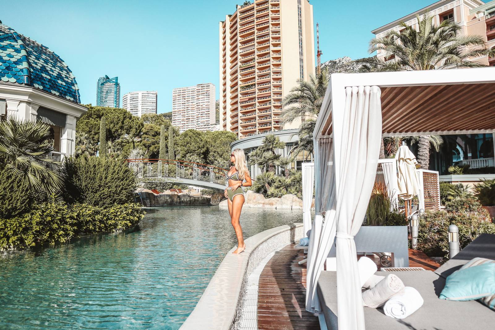 Monaco with Daniel Wellington