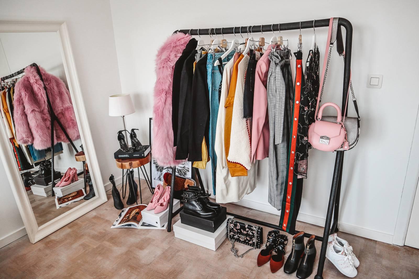 Wardrobe // Fashion haul