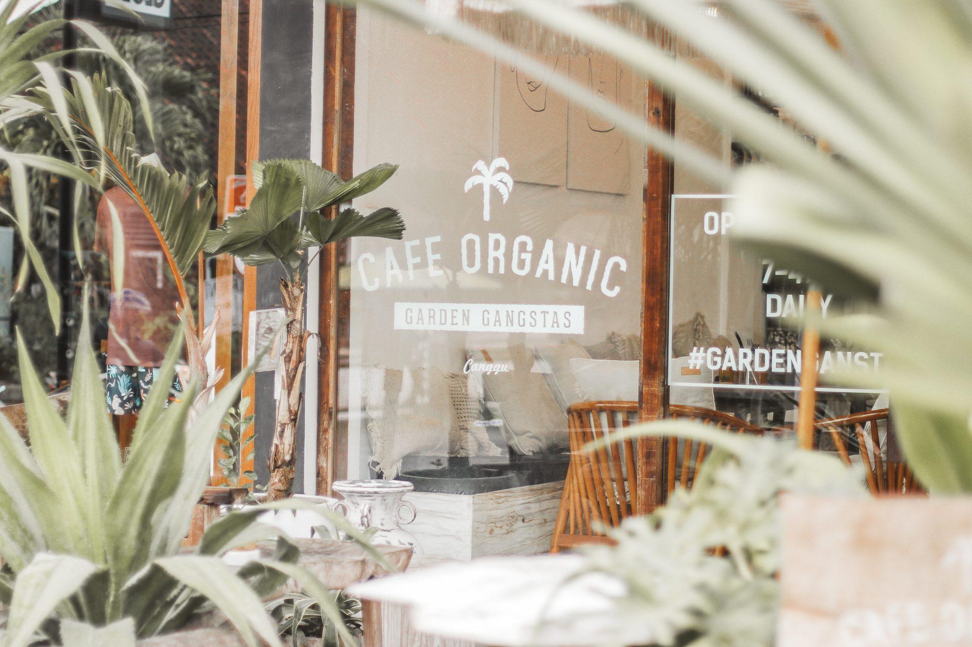 Café Organic, Bali