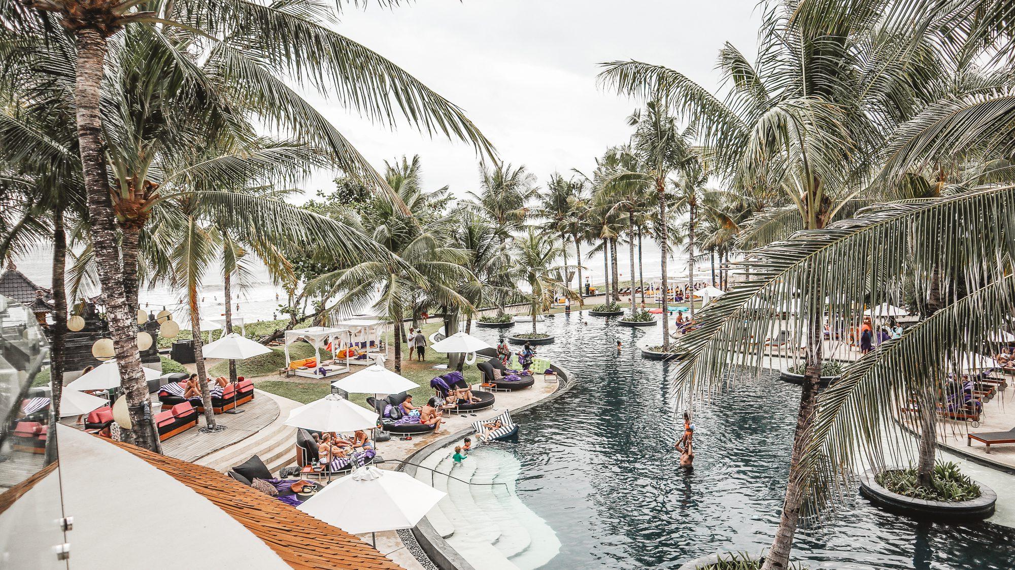 Hotel W Seminyak, Bali
