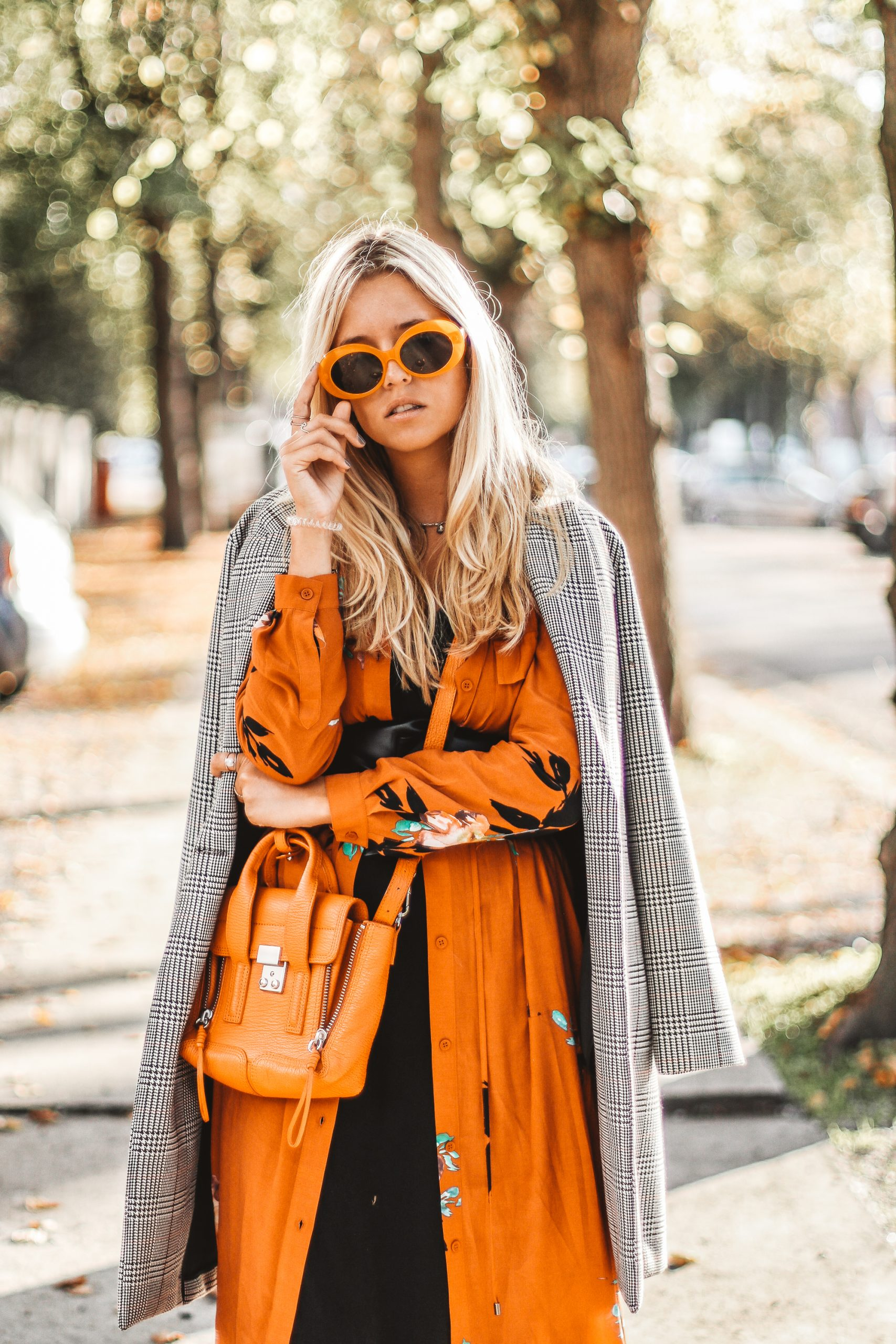 Autumn shades outfit // fashion blogger
