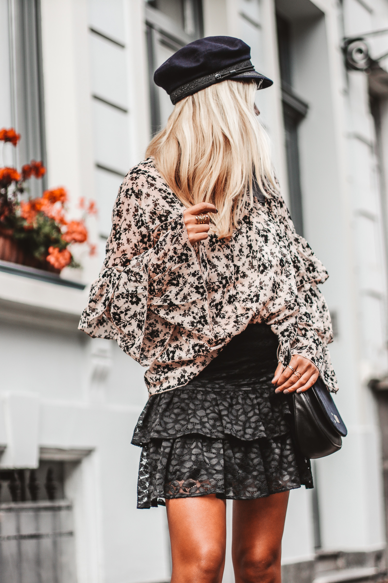 Fall outfit // Fashion blogger