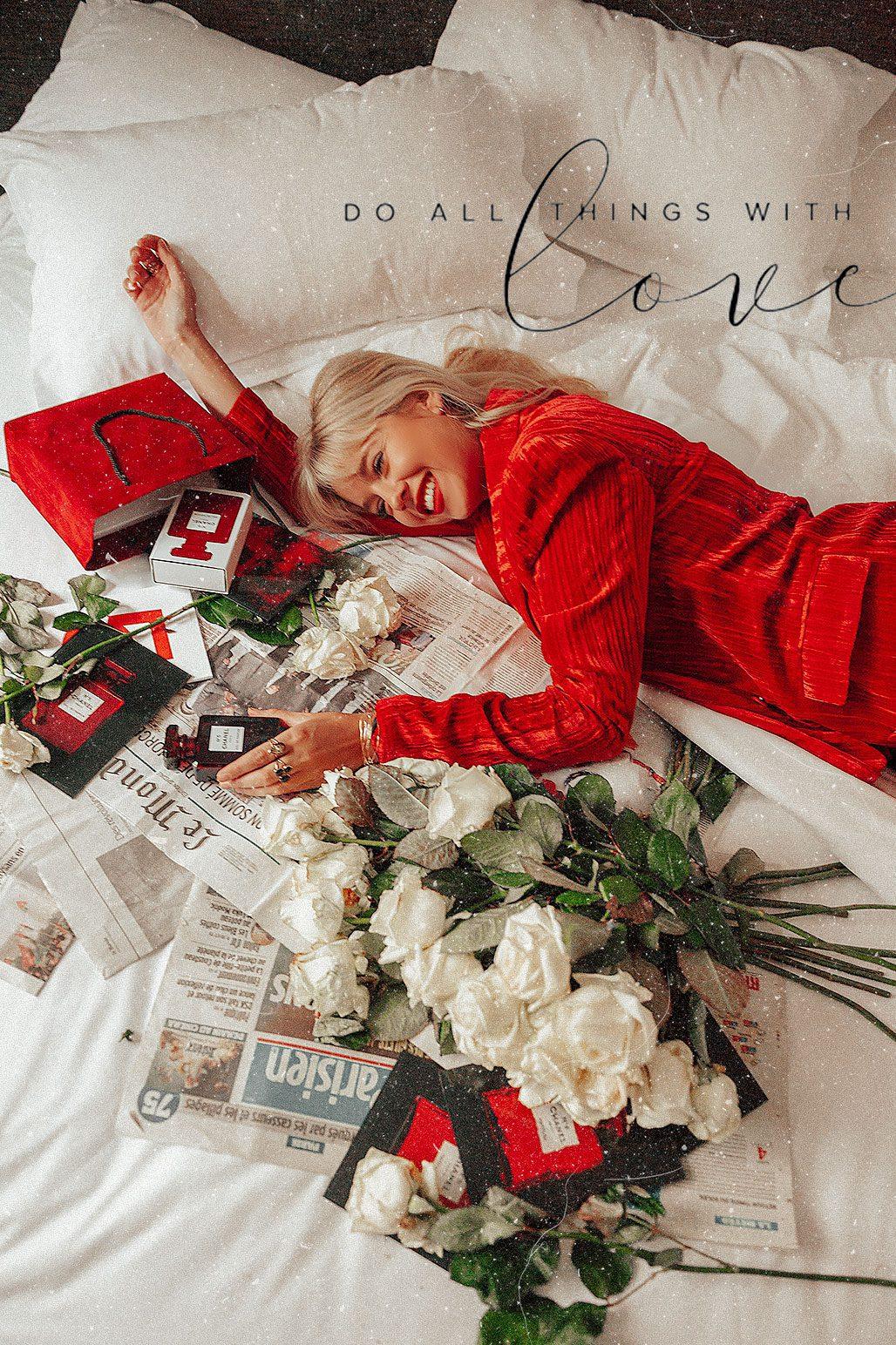 Edition limitée du parfum n°5 de Chanel