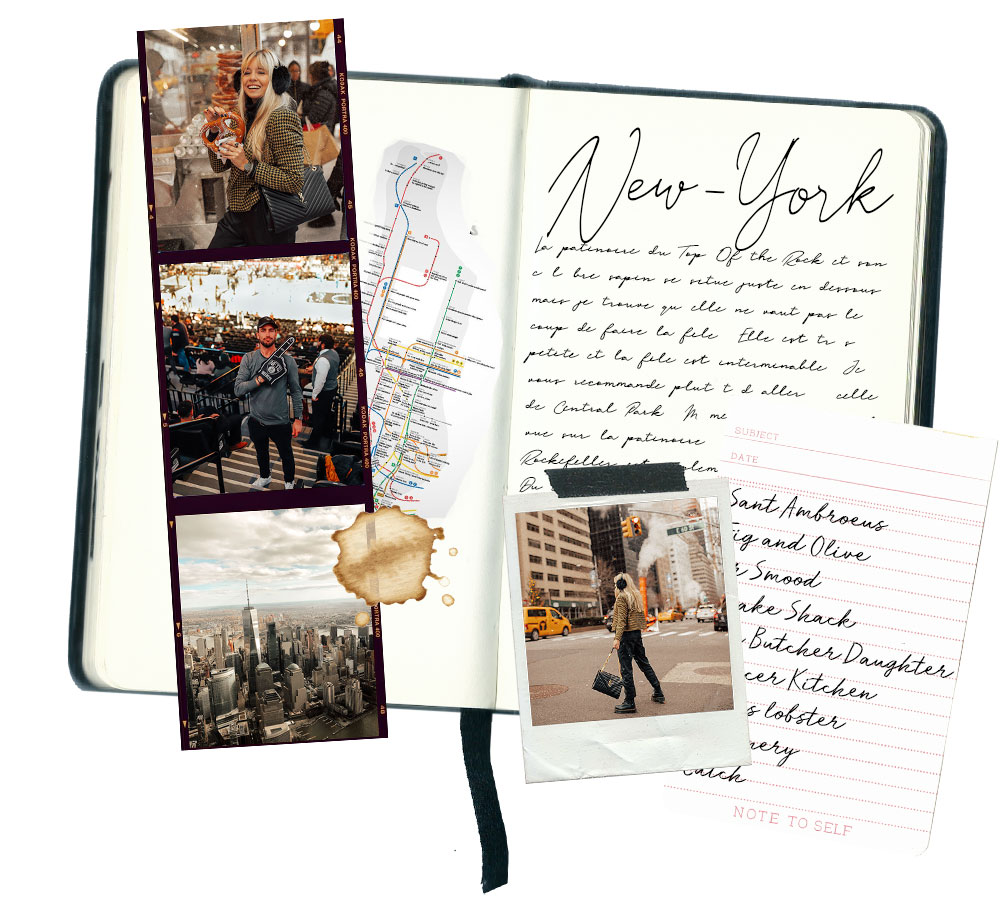 New York Christmas travel itineraries
