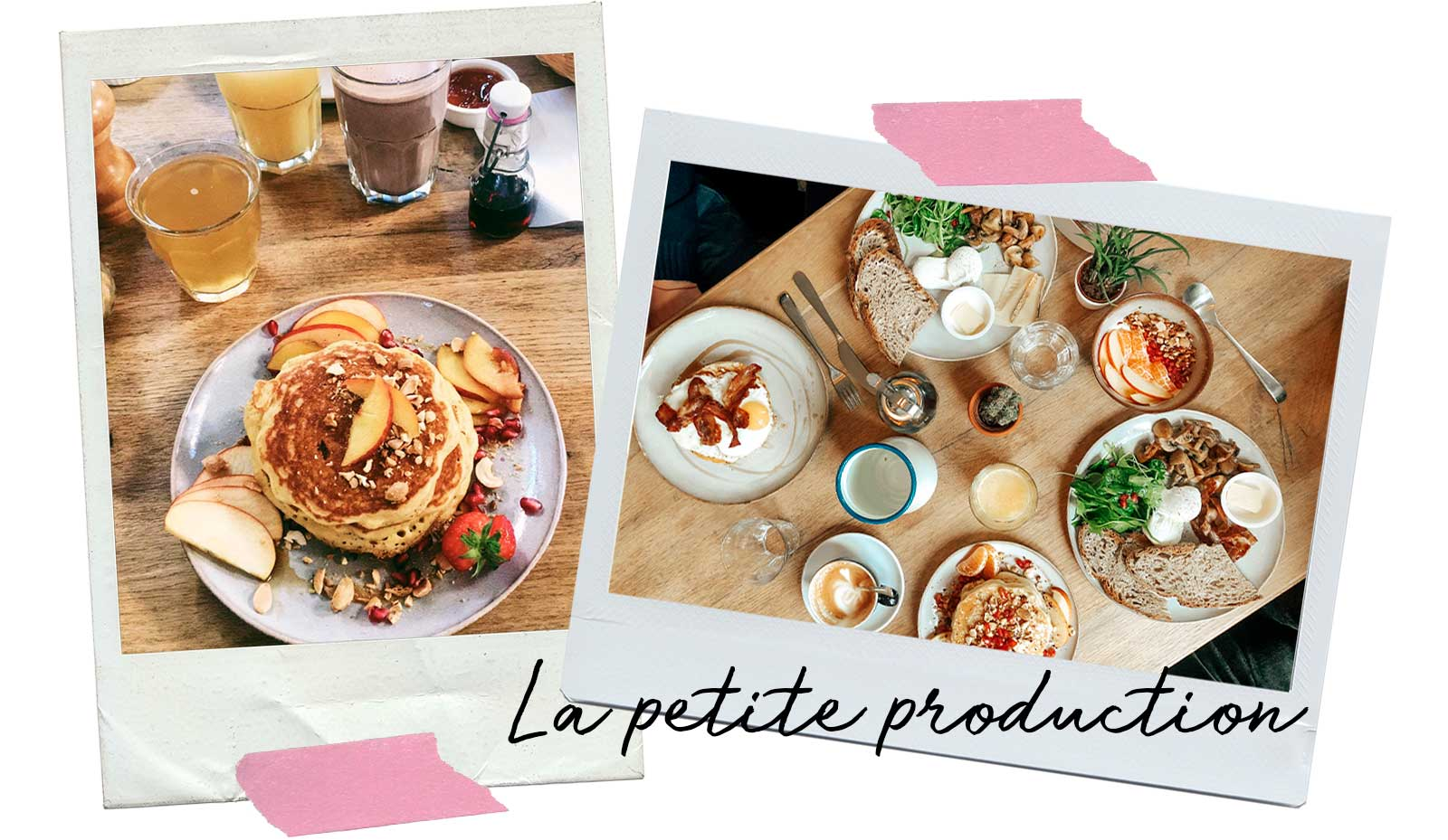 La Petite Production brunch bruxelles
