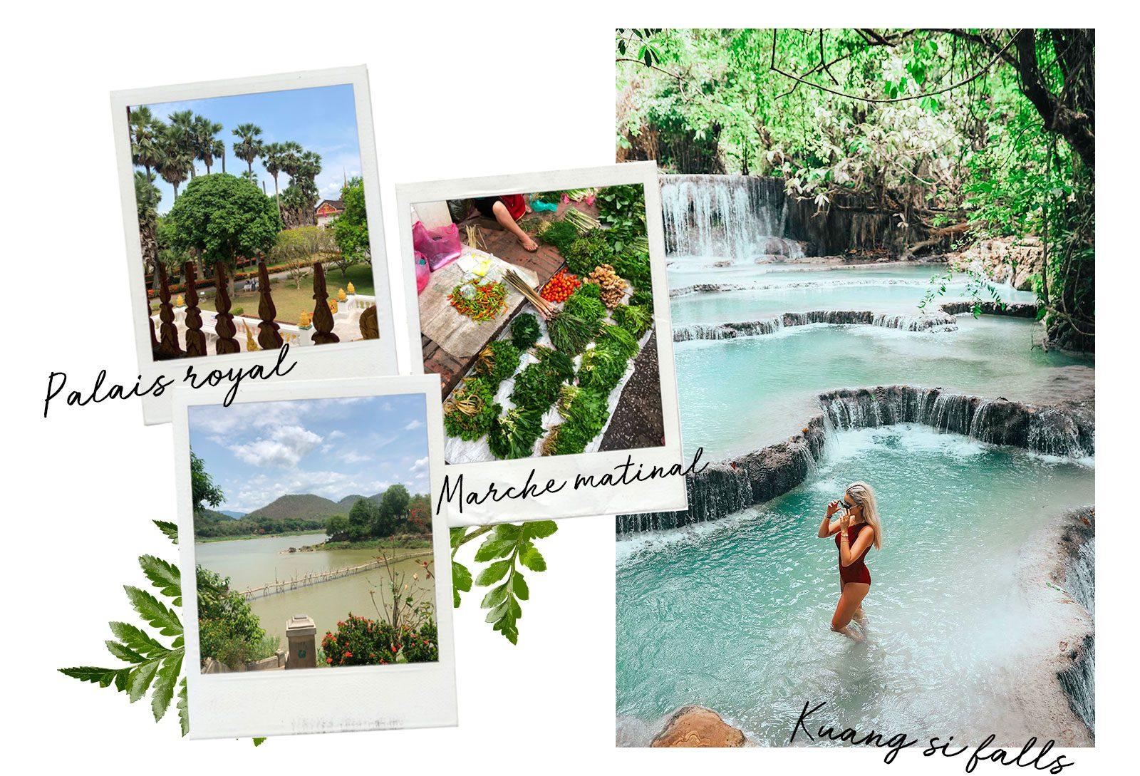 activités luang prabang laos