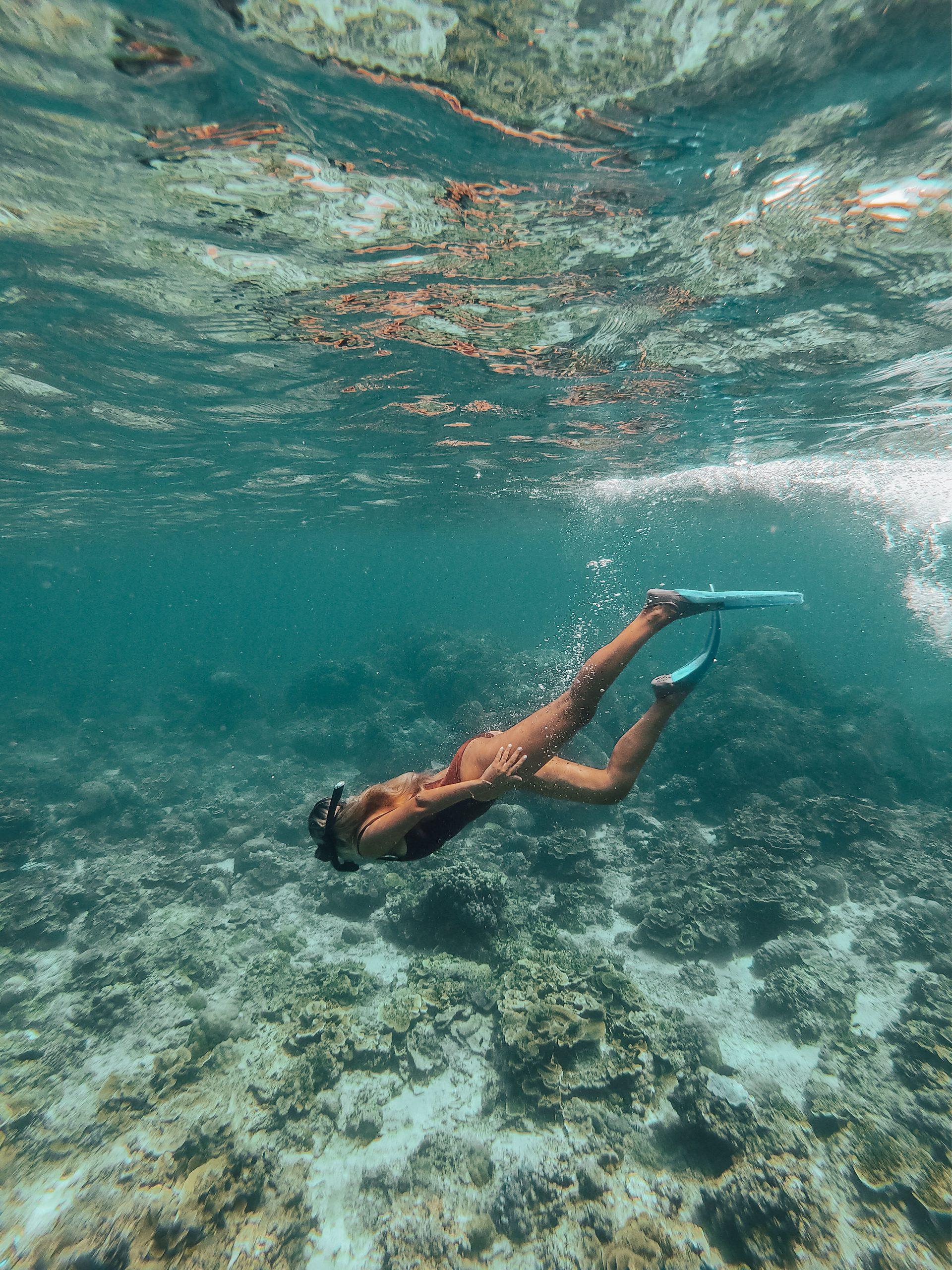 Bali îles Gili snorkeling