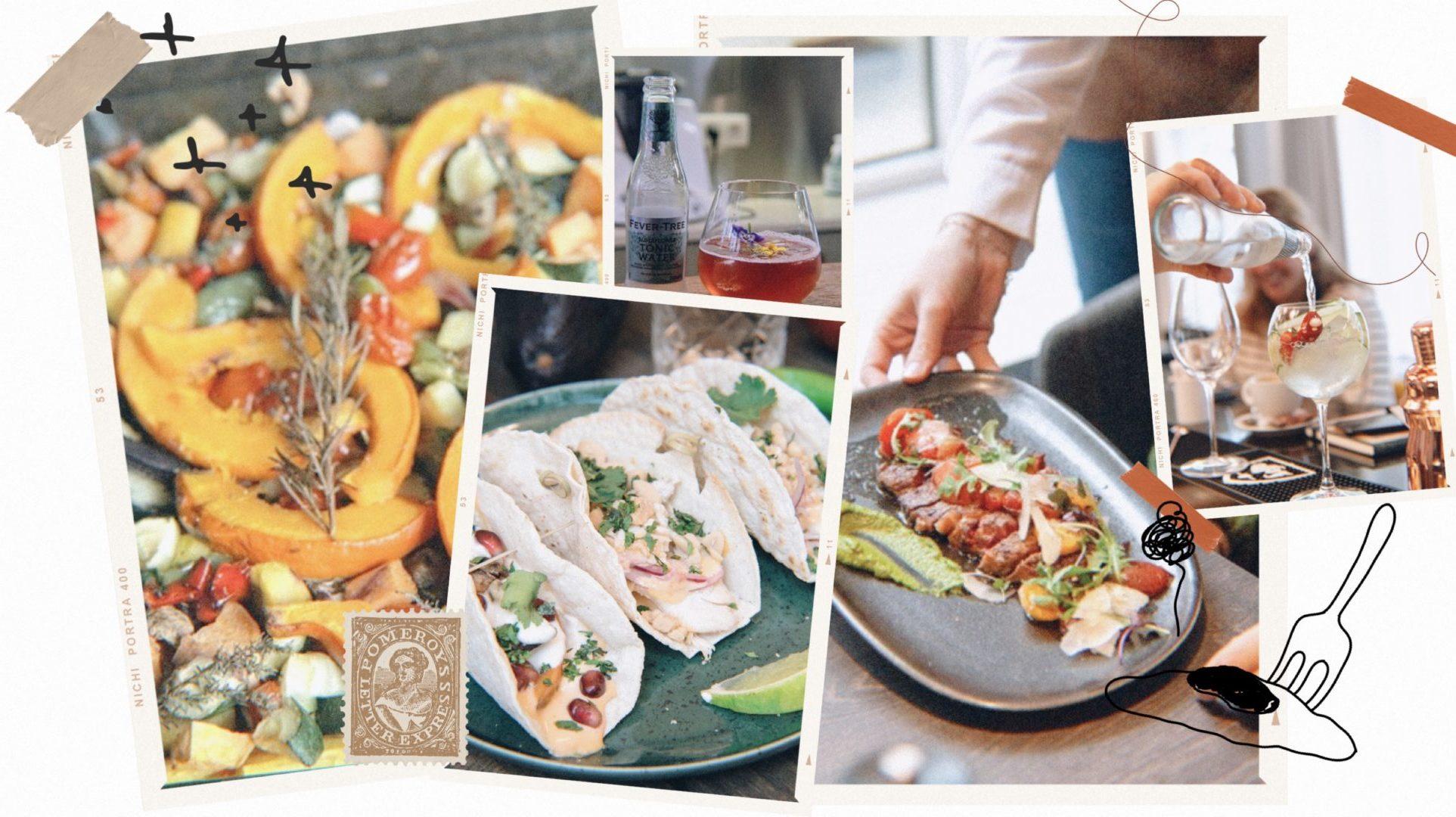nourriture novembre restaurant