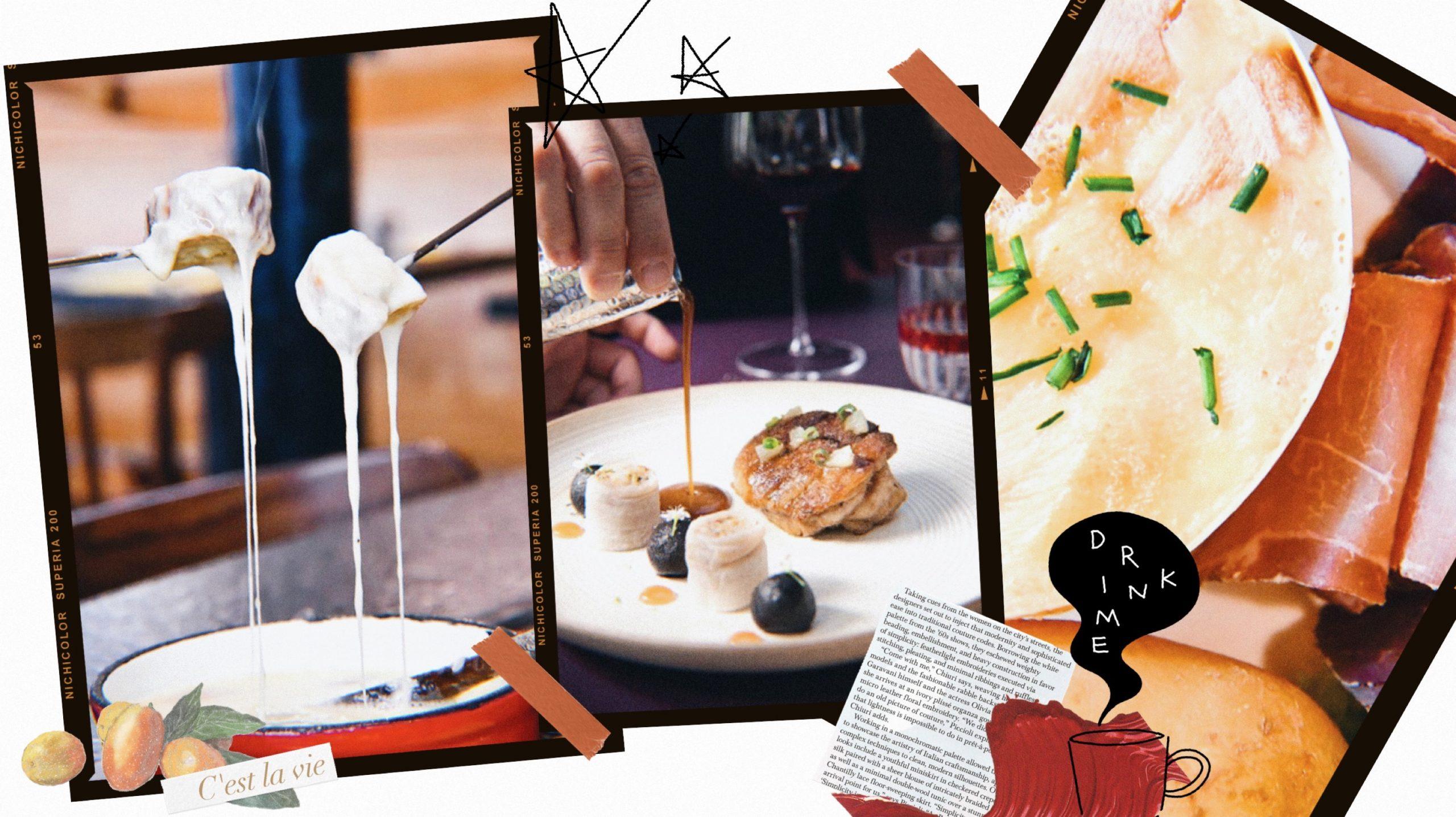 décembre nourriture restaurant