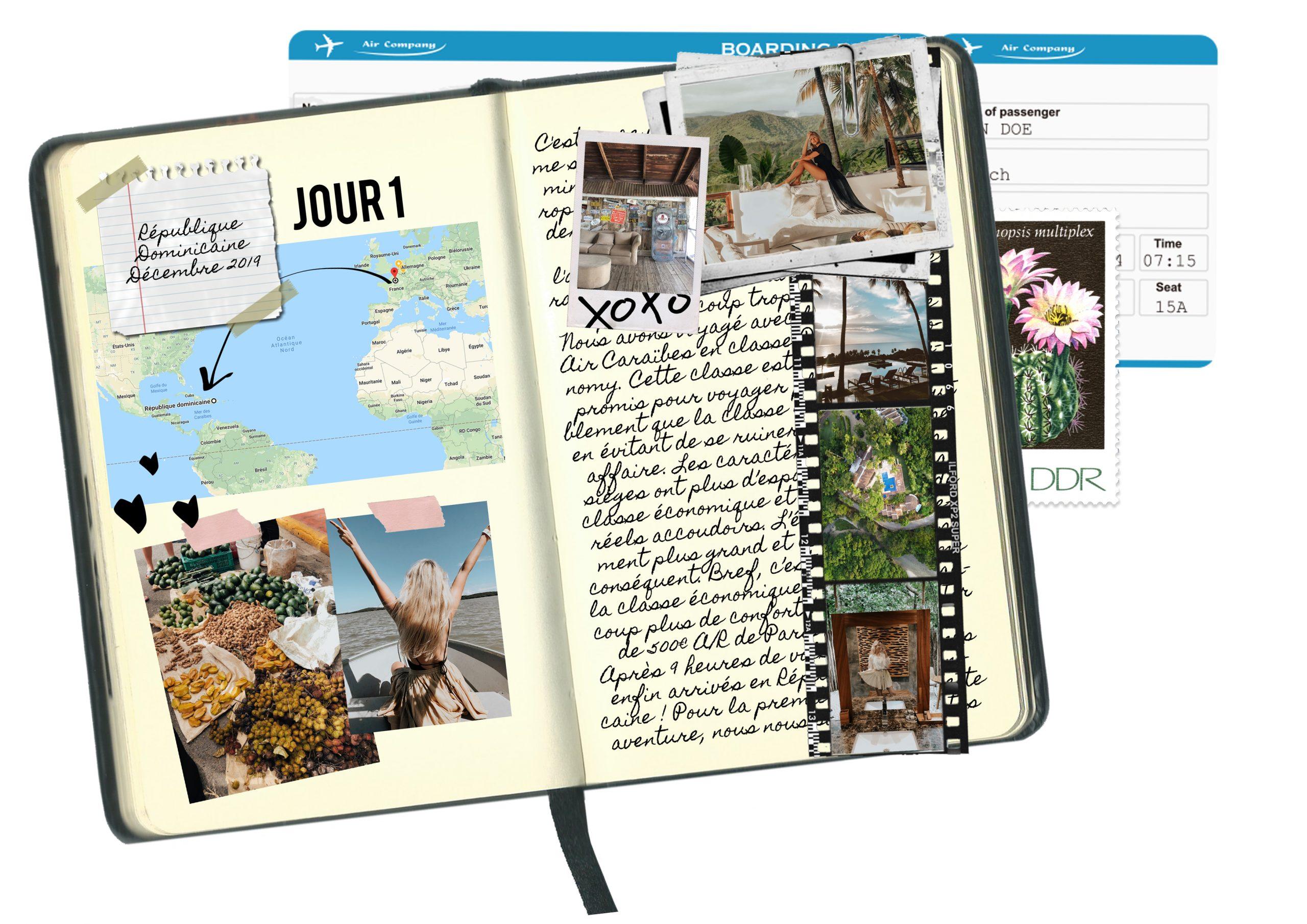 république dominicaine carnet de voyage
