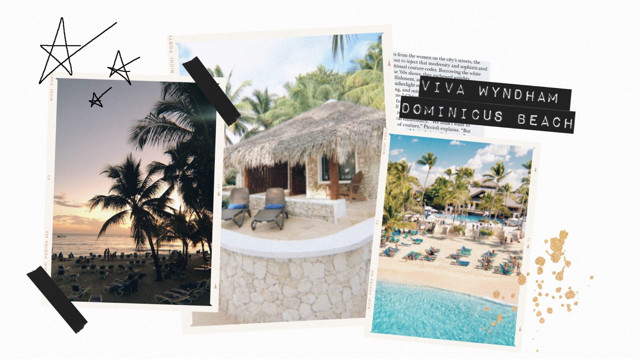 république dominicaine hotel viva wyndham dominicus beach