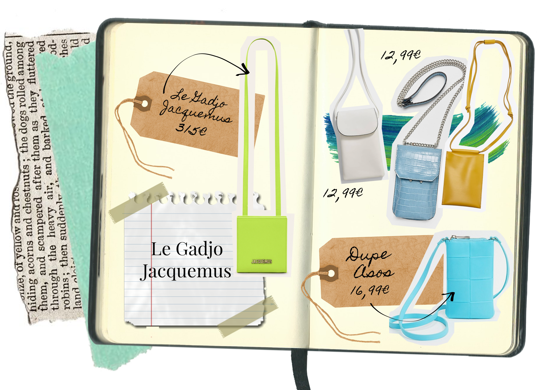 Sac Le Gadjo Jacquemus