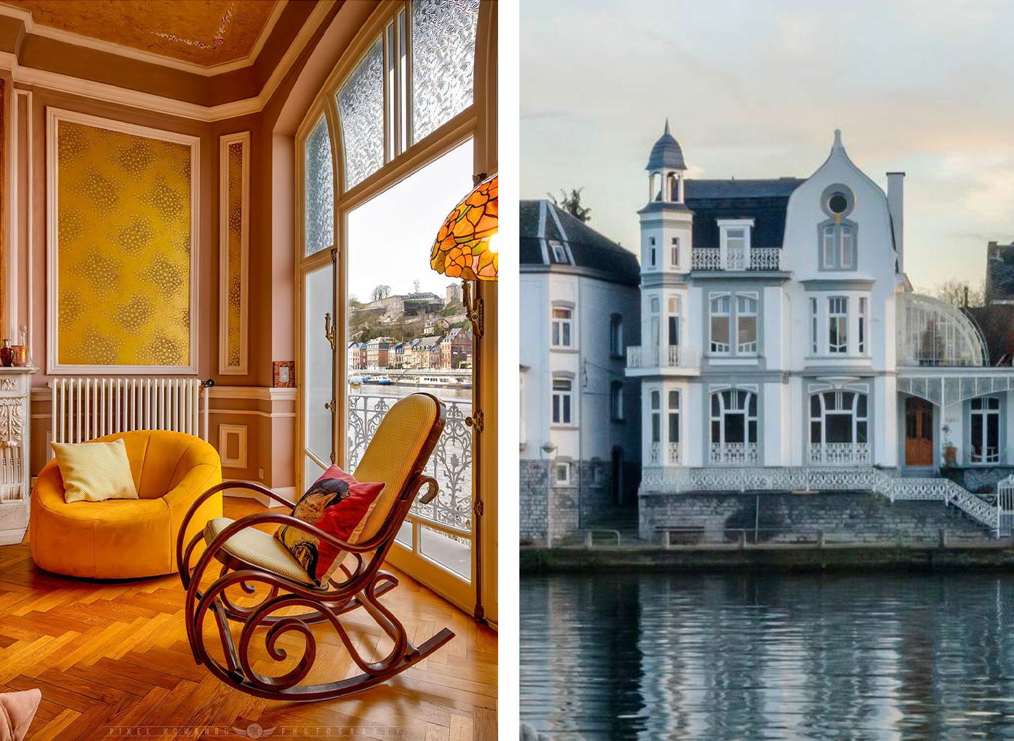 hotel de charme belgique