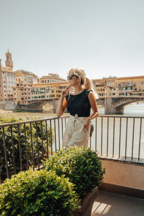 Florence rooftop