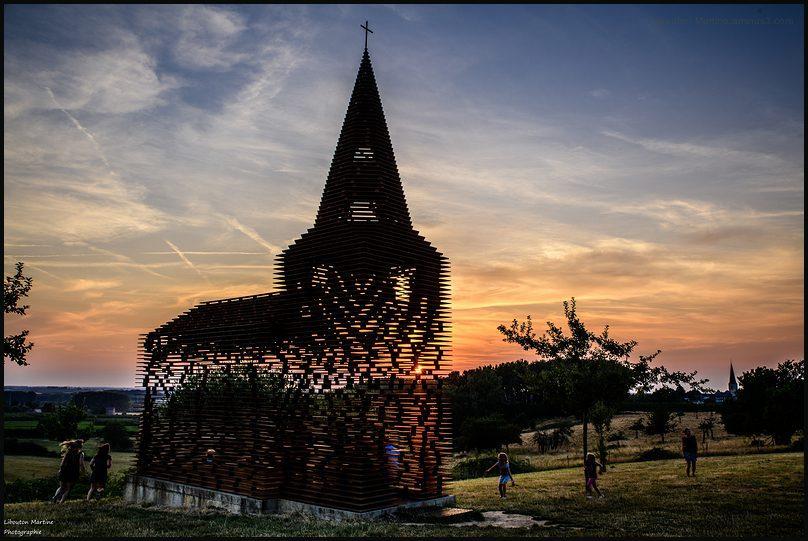 église Looz Belgique