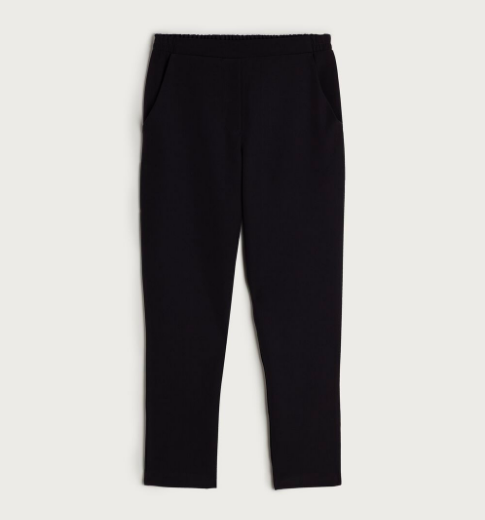 Pantalon noir avec poches Intimissimi
