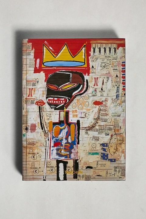 Livre Basquiat: 40th Anniversary Edition de Eleanor Nairne Urban Outfitters