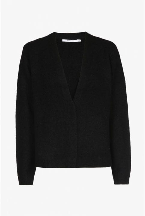 Cardigan noir - Oscar the collection