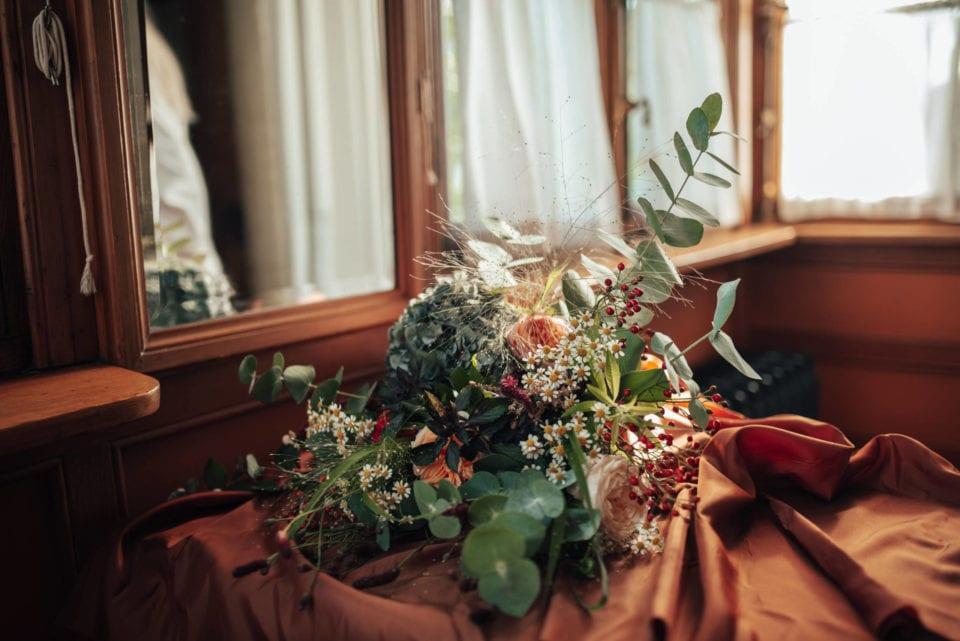 Bouquet de fleur, Atelier de la Rose