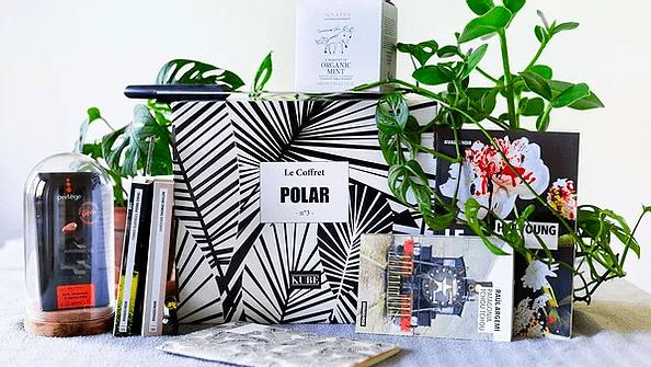 Le coffret livres (Polar n°3) Kube