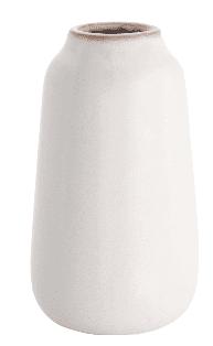 Vase vernis blanc Hema