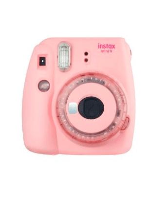 Appareil photo Instantané Fujifilm Instax Mini 9 Rose Fnac