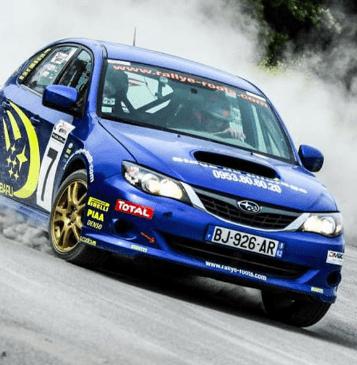 Carte Cadeau Deluxe Rallye et tout-terrain - Super Insolite
