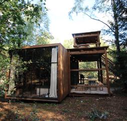 Nutchel Cabane dans la forêt - Les pipelettes