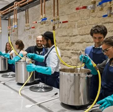 Atelier: créer votre propre bière - Les raffineurs